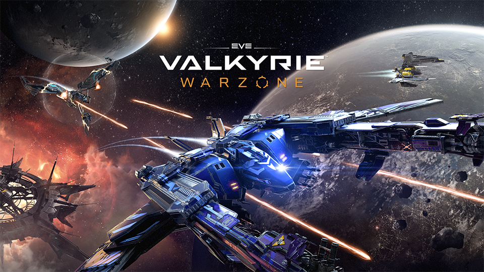 Welcome to EVE: Valkyrie – Warzone launch week! – EVE: Valkyrie – Warzone
